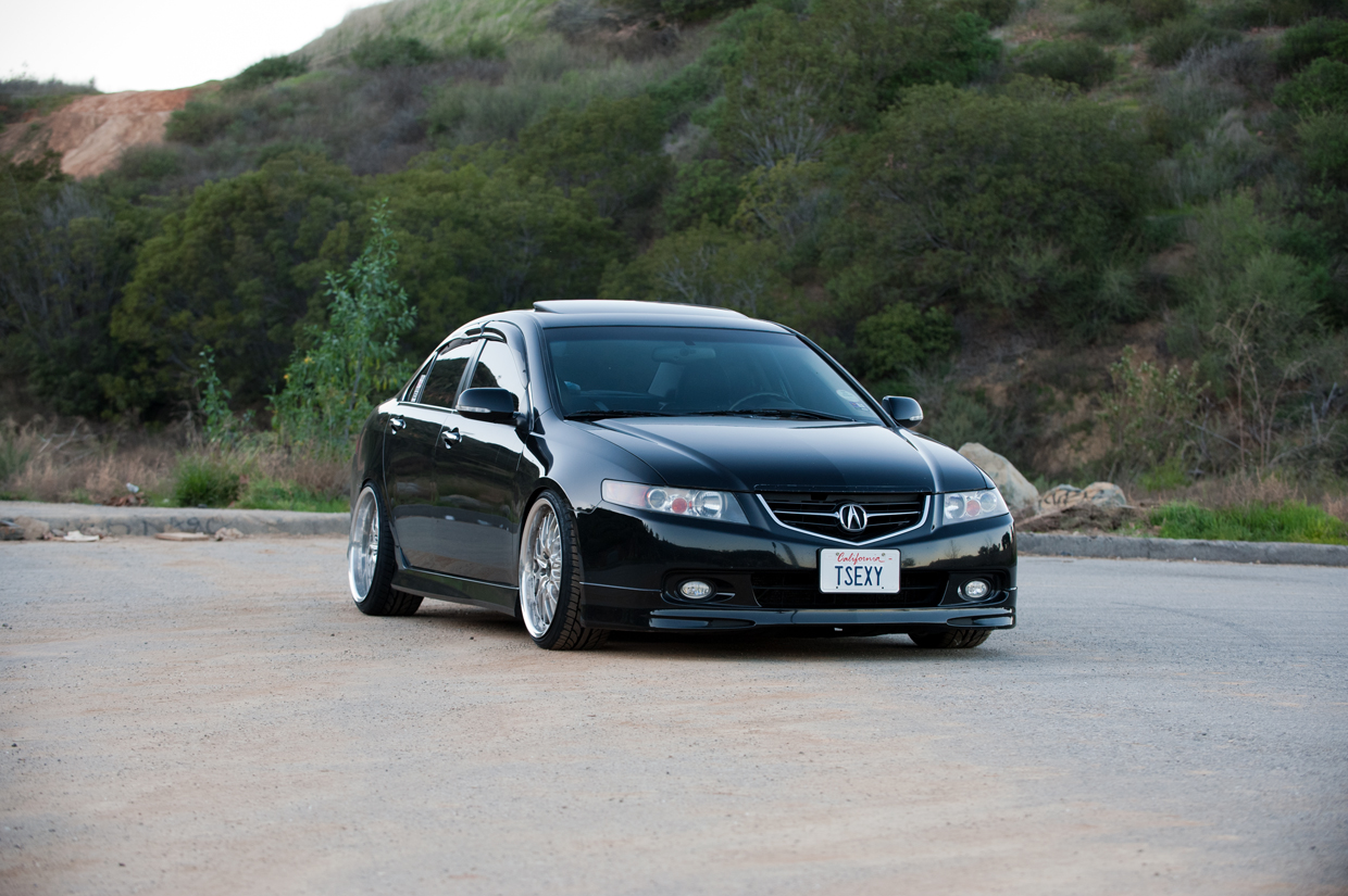 Stanced TSX